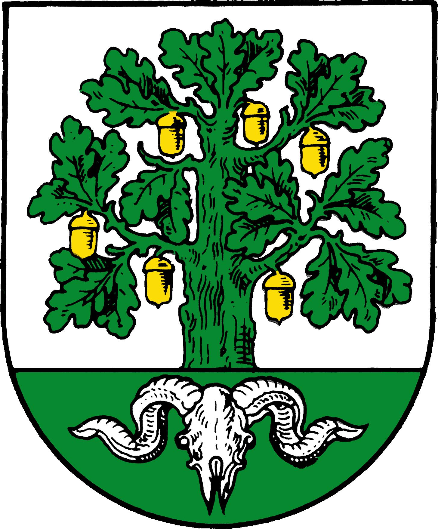 Wappen Bergen (Landkreis Celle)