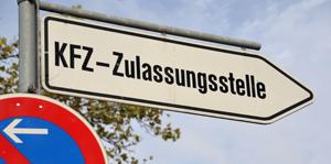 KFZ-Zulassungstelle